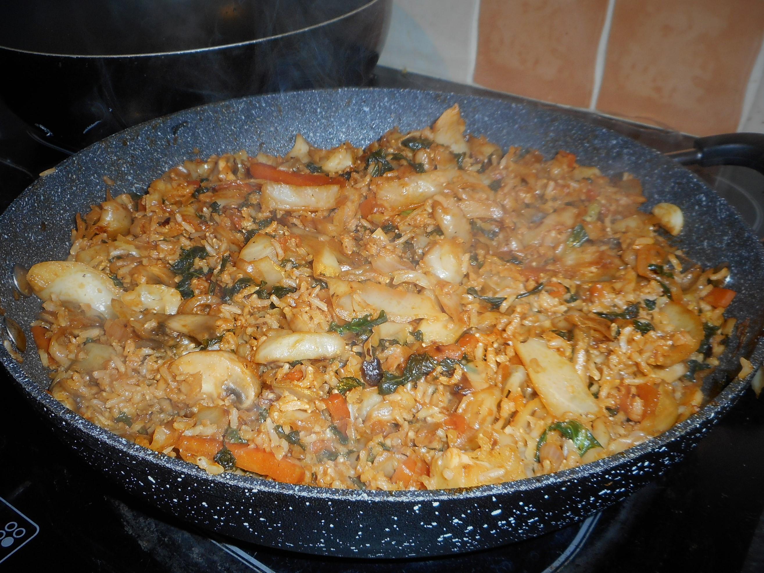 simply cook review bokkeumbap