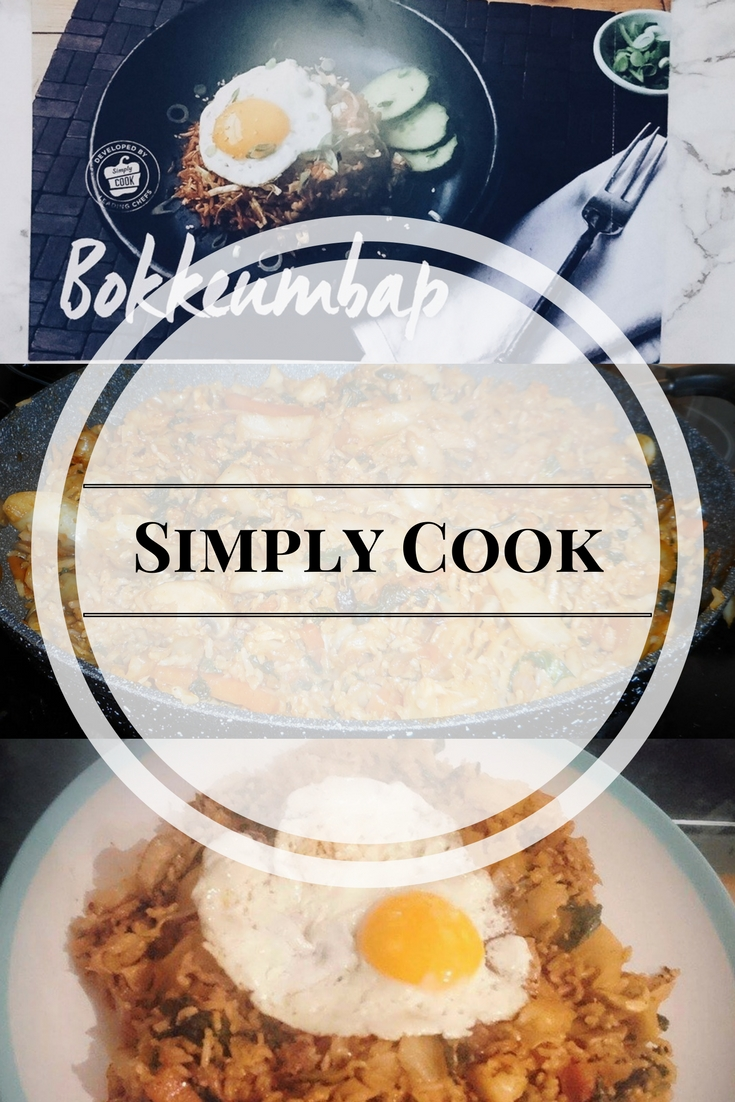 We tried the simply cook recipe box and gave a Bokkeumbap a go. I'd never even heard of a  Bokkeumbao recipe before, let alone attempted to cook it! Luckily, Simply Cook gave clear instructions. Read the post to see how it turned out and see what we thought!