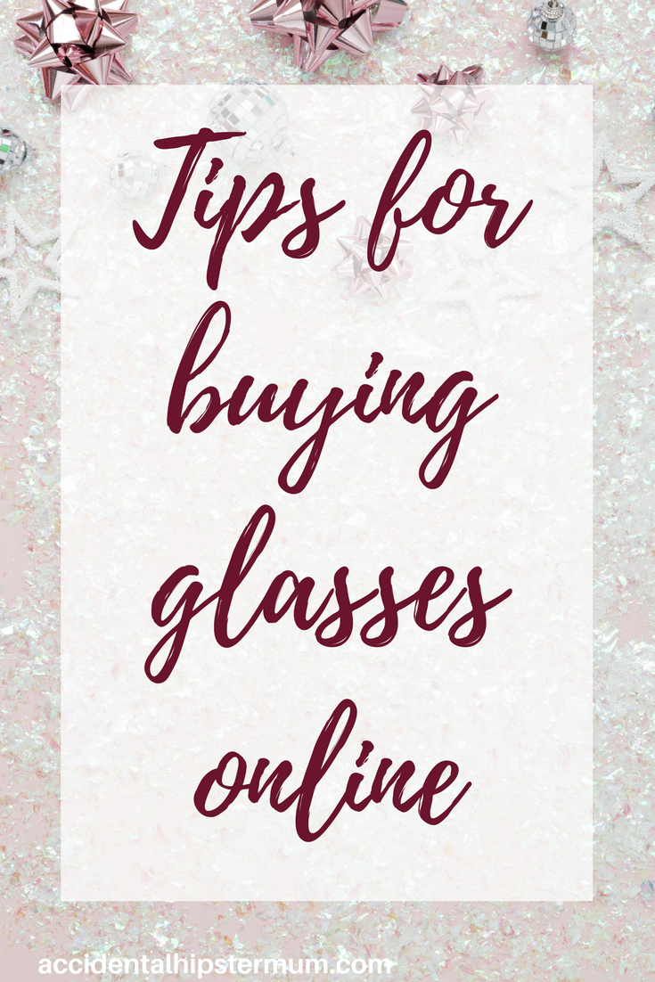 Tips for buying glasses online. It is really important you make sure glasses and sunglasses fit well and look good.