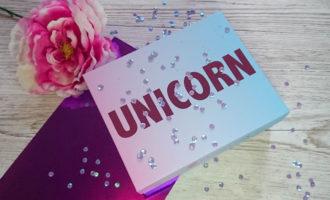 Glossybox: Unicorn Edit
