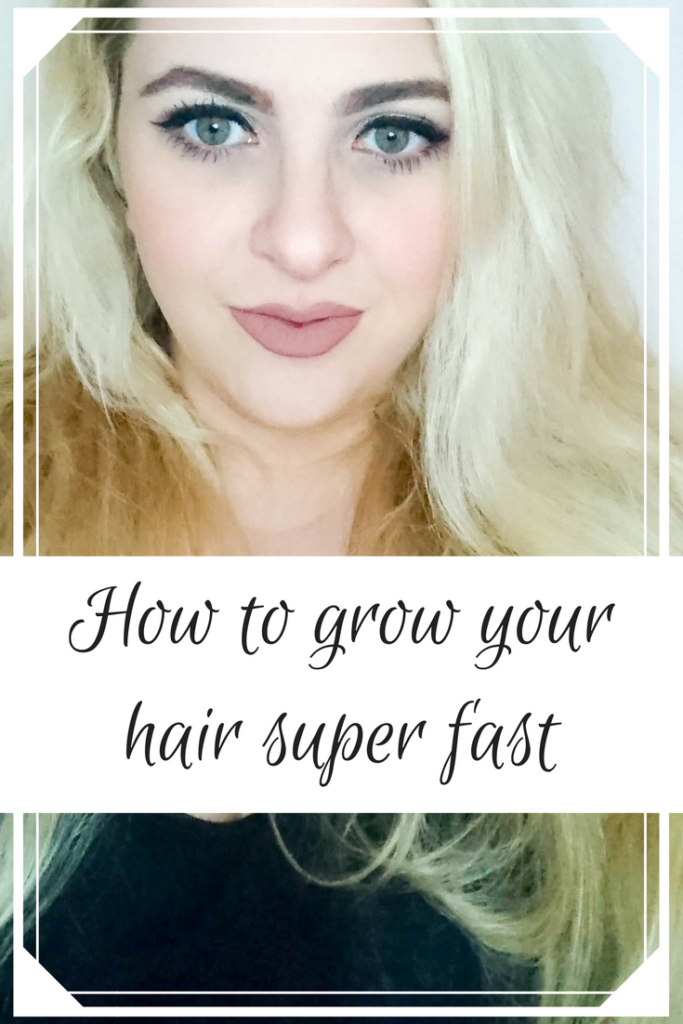 It can be really frustrating when your hair seems like it just won't grow. There are definitely ways in which you can help grow your hair fast. Fast hair growth can be achieved by a number of things, and these are all steps that you can take. For quick hair growth , read this article. #hair #hairgrowth #longhair