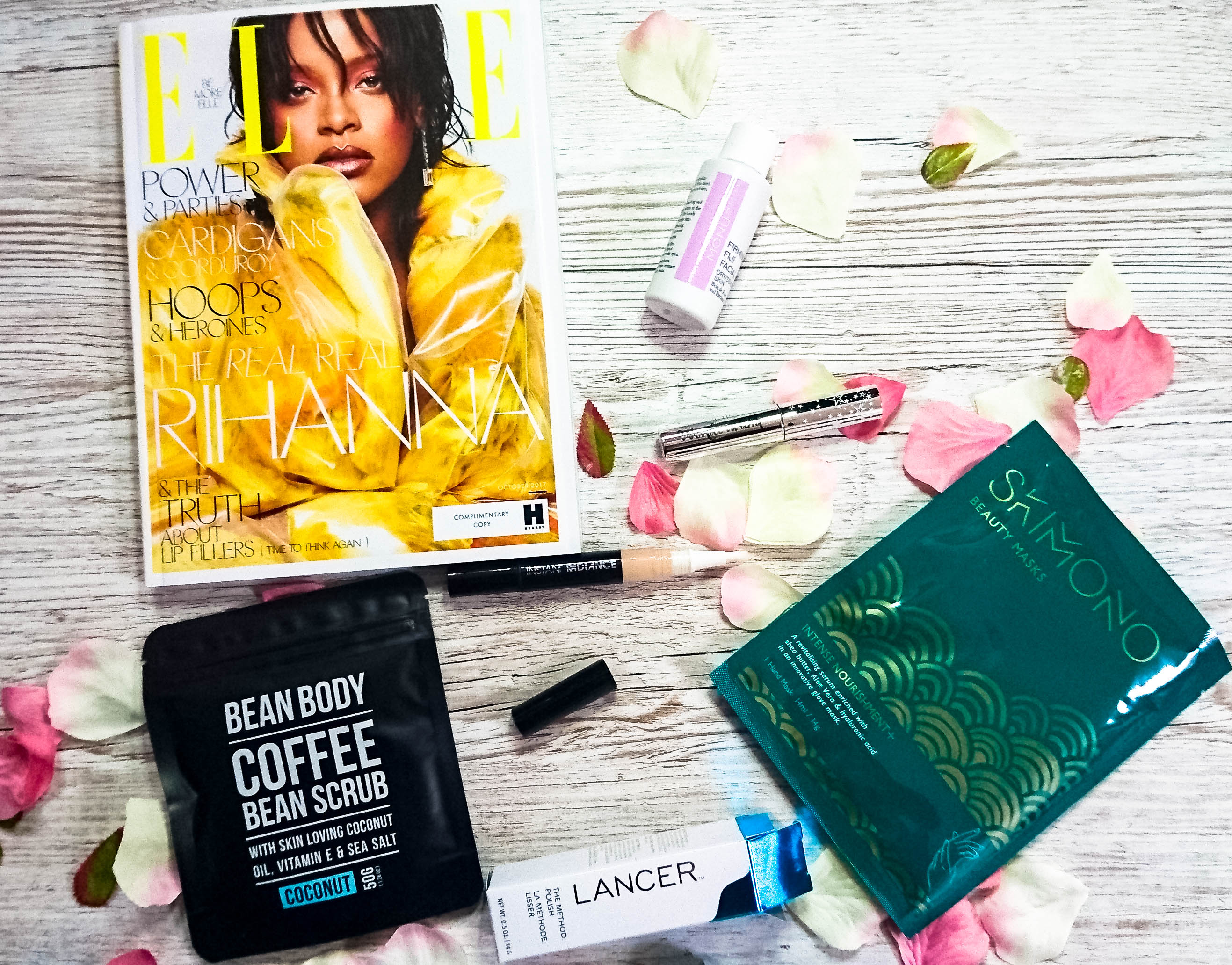 What's in the LookFantastic October Box