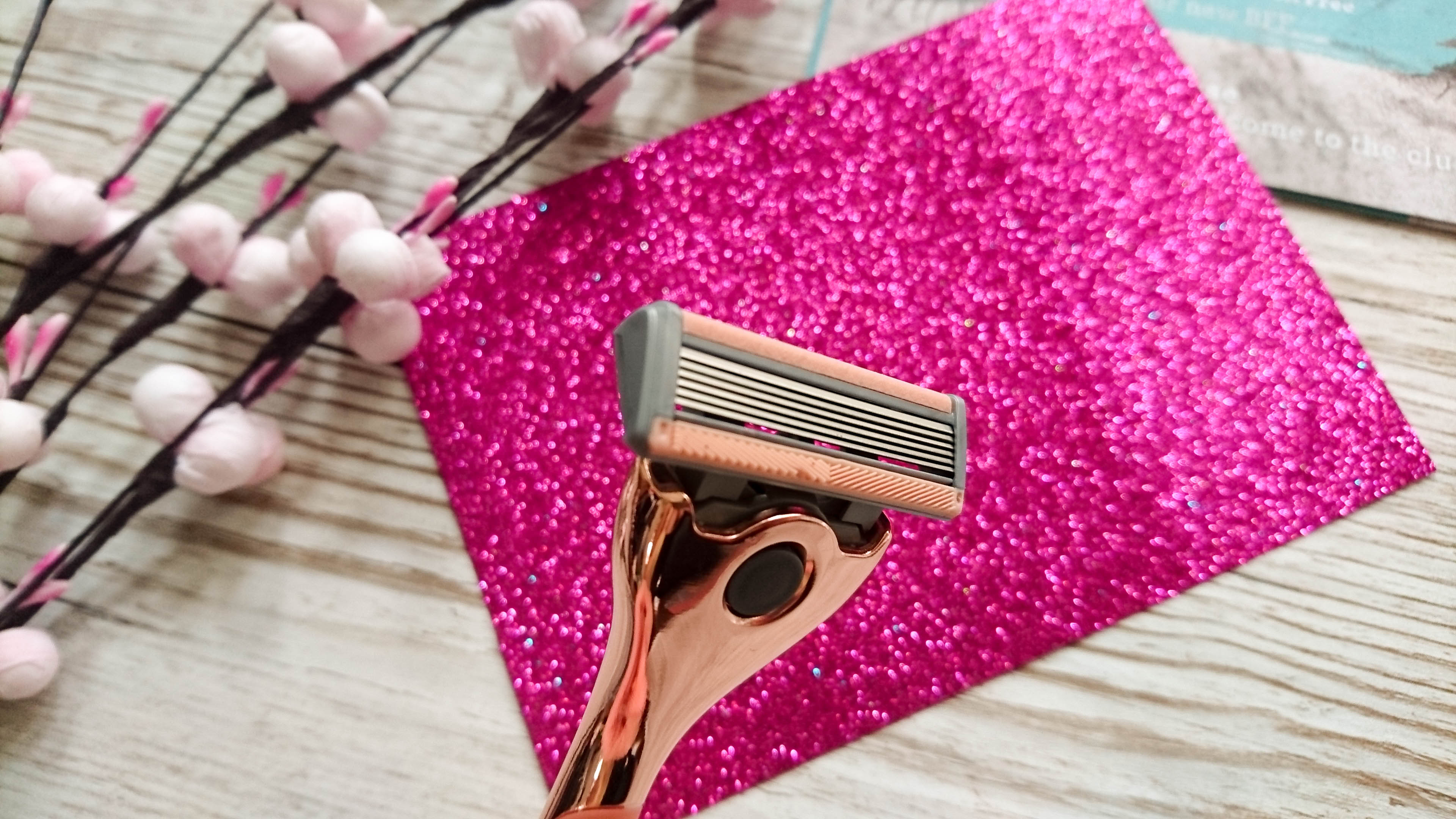 FFS! Friction Free Shaving Rose Gold Review Friction Free Shaving Discount