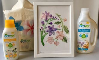 WIN A SIGNED FRAMED PRINT BY FREYA MORGAN