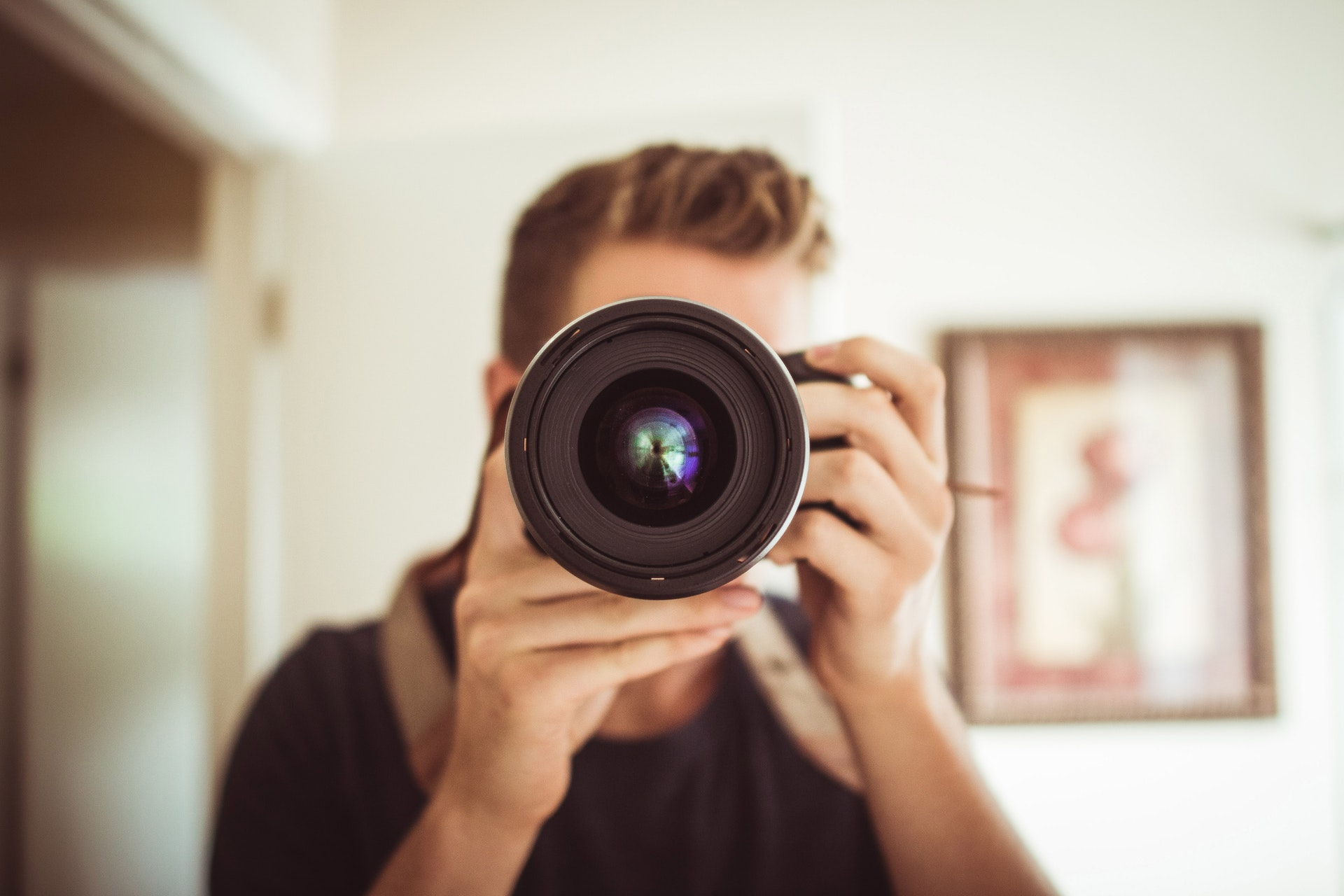 How To Take Better Photos when Outside