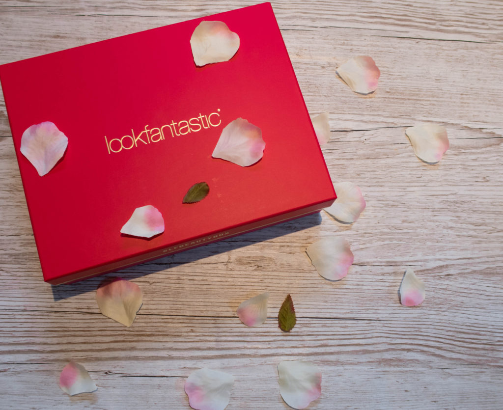 Lookfantastic Valentine's Beauty Box