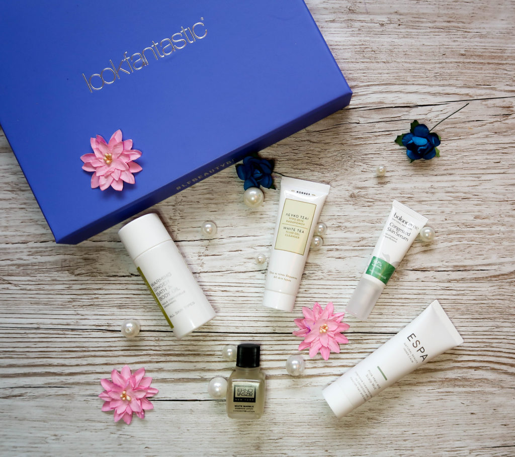lookfantastic january box