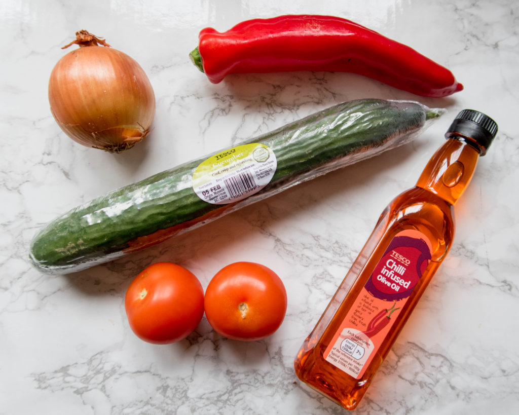 Easy Tomato Salsa Recipe