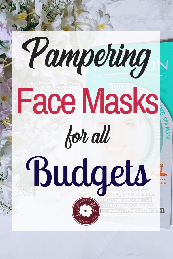 Using a face masks is perfect for upping your pampering game. I've tried LOADS in my time, and this short list shows off my favourite face masks and where to find them. #skincare #pamper