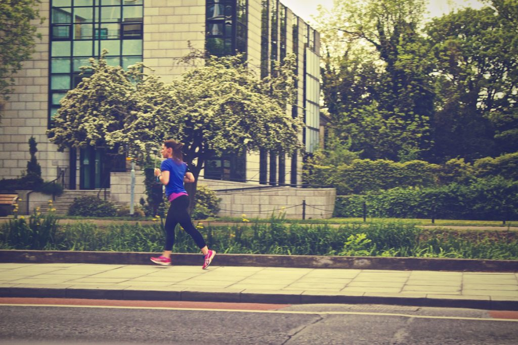 How to Start Running When You're Overweight