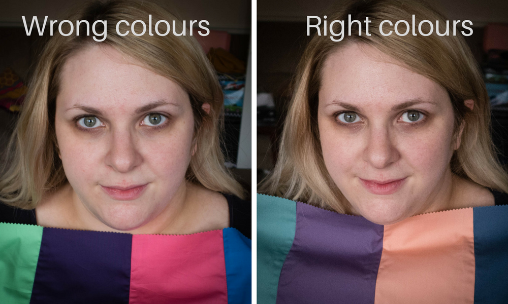 colour me beautiful review