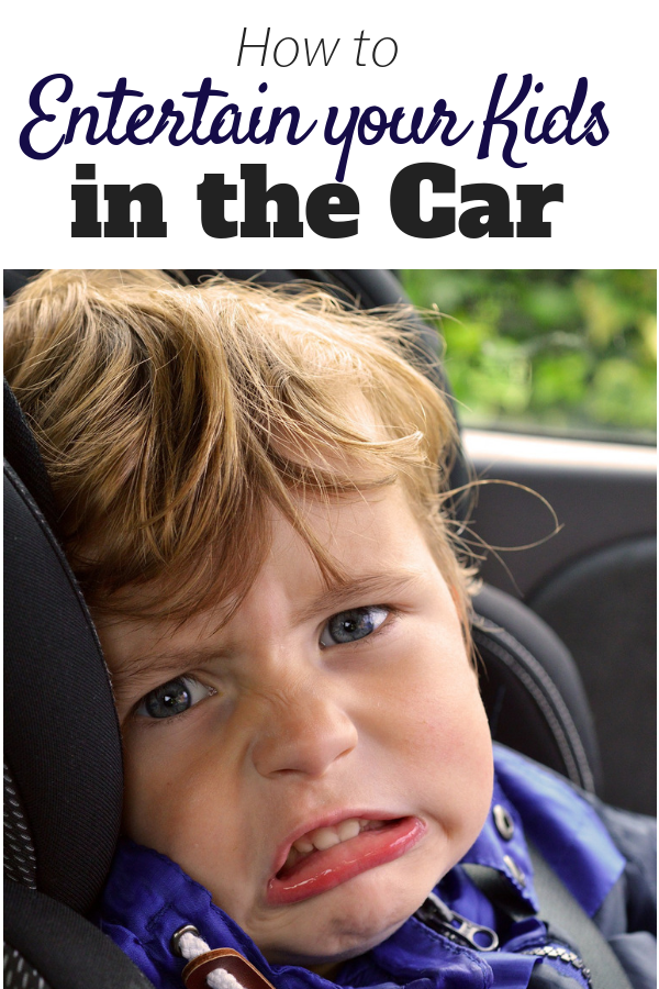 It can be difficult to entertain your kids in the car, so take a look at this article that focuses on keeping kids entertained in the car. #kids #roadtrip