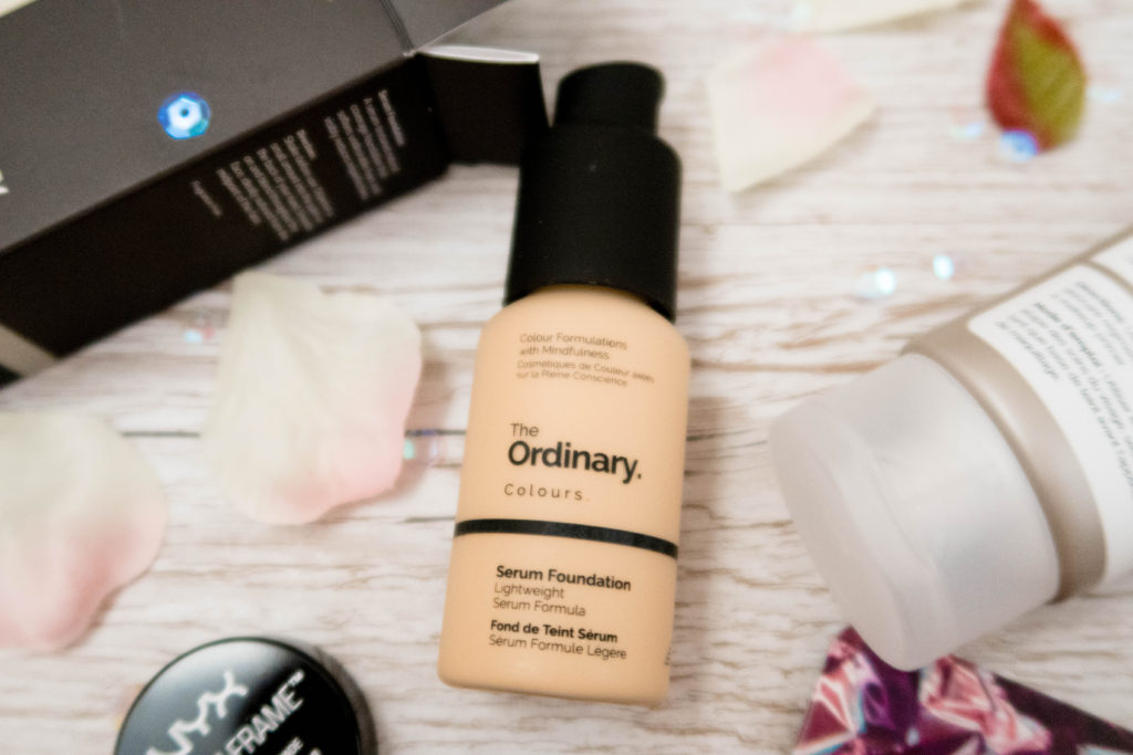 the ordinary serum foundation 1.2y