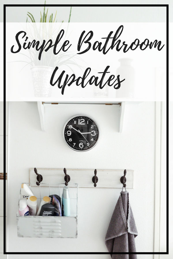 How to Revamp Your Bathroom - Whatever its Size! These practical tips will help you revamp your bathroom, whether it's big or small! Bathroom styling can be a minefield, this article will help you change the way your bathroom looks, whether the project is a full-on refit or simple accessorizing! #bathroom #interiors #home