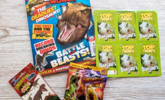 This Is Dino World Magazine