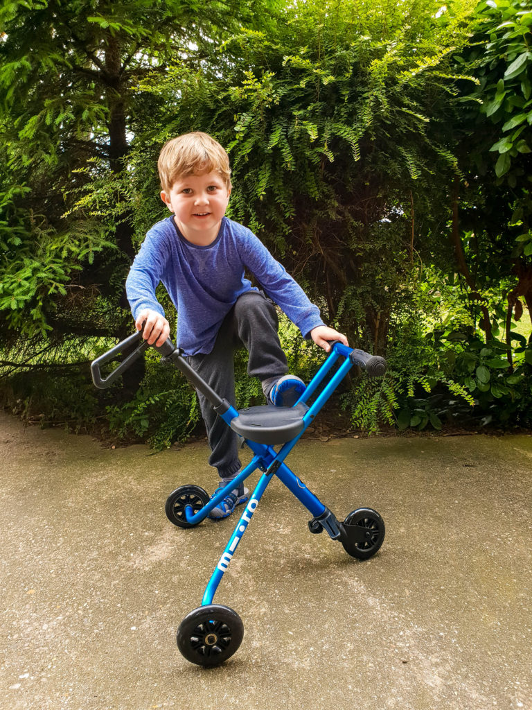 Is a Micro Trike Suitable for a Three Year Old
