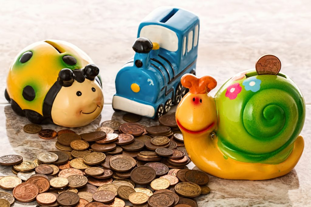 How to Raise Money-savvy Kids