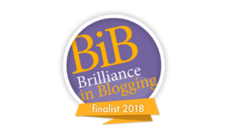 Please vote for me in the BiBs 2018, this is the finalist logo