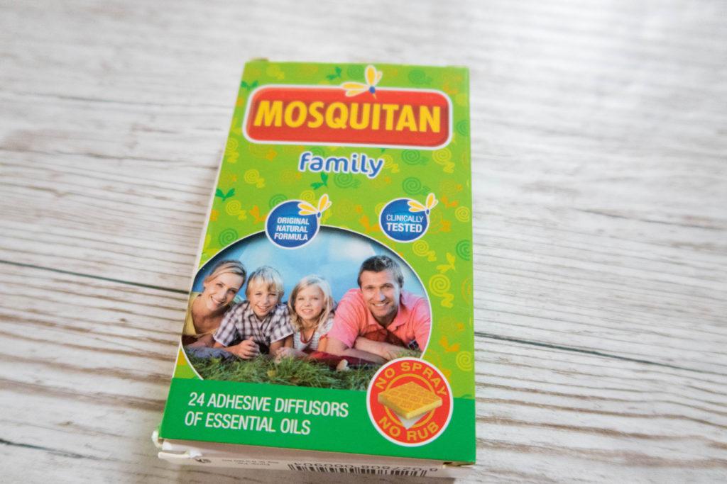 Instant Mosquito Bite Relief