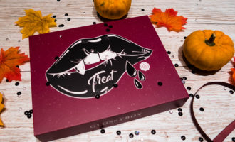 Glossybox: Trick or Treat
