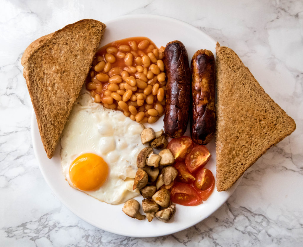 healthy slimming world fry-up. I lost 10lb in my first two weeks at Slimming World
