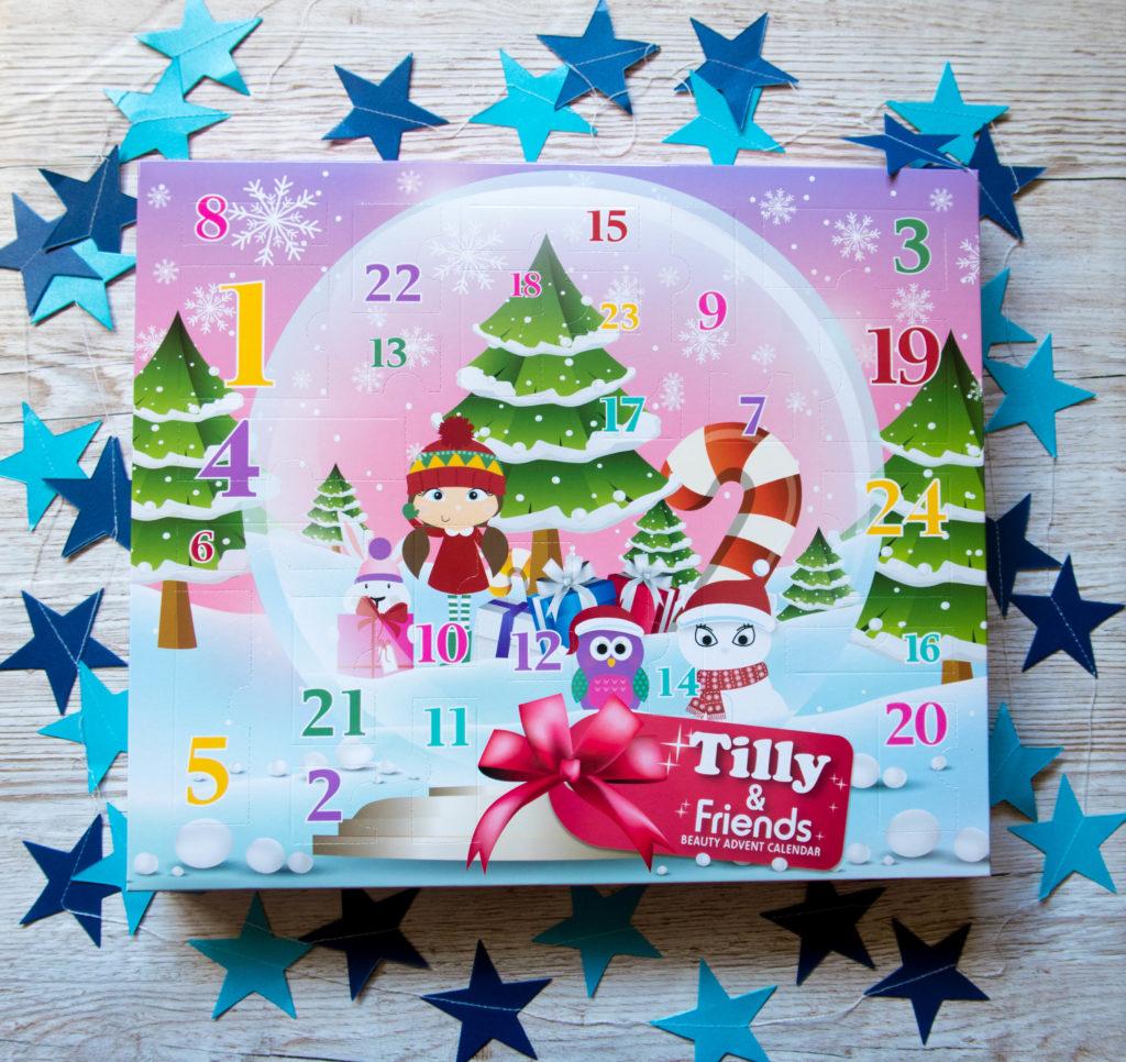 Tilly And Friends Children's Beauty Advent Calendar