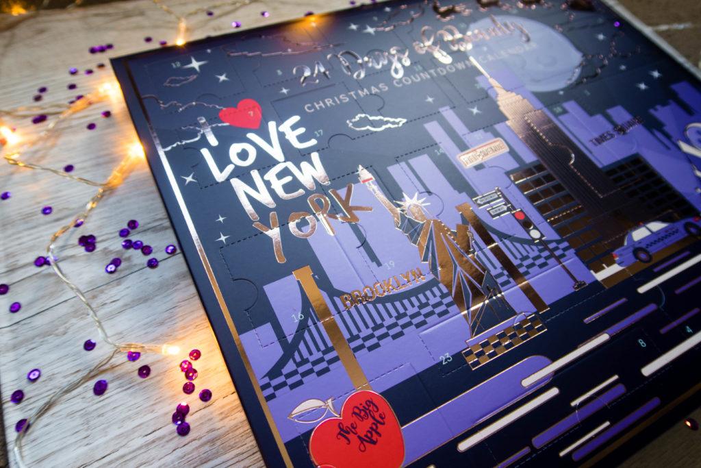 Q-Ki24 Days Of Beauty New York Advent Calendar