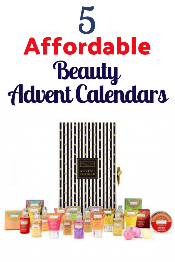 Affordable beauty advent calendars can be really hard to find. Thankfully, I've teamed up with Chemist 4 U to help you find the perfect beauty advent calendar that even your bank account will love! #beauty #christmas #adventcalendar