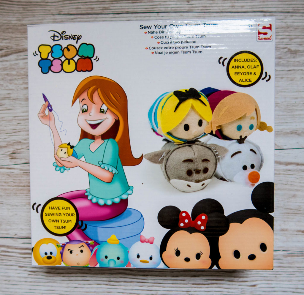 Sew your own Tsum Tsum Gift Ideas for 3-6 Year Olds: Gift Guide for Preschoolers Upwards