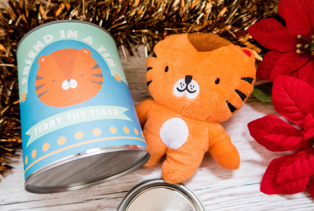 Lion in a tin Gift Ideas for 3-6 Year Olds: Gift Guide for Preschoolers Upwards