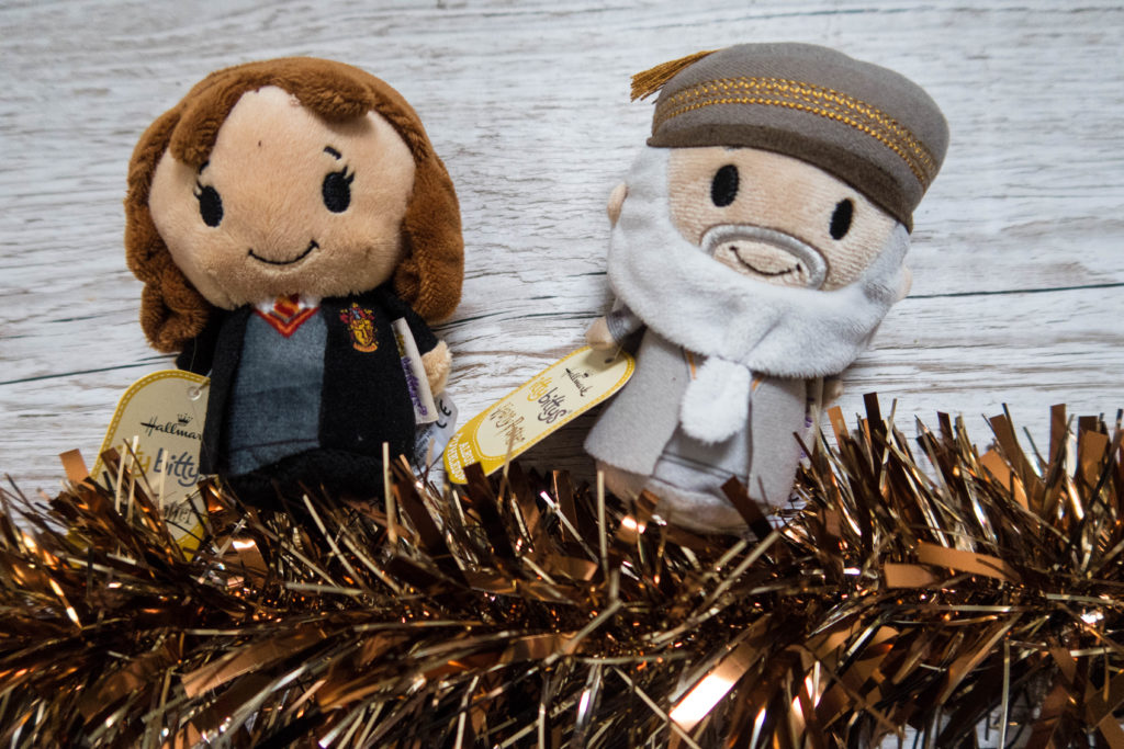 Plush Hermoine and Dumbledor Itty Bittys forTween Girls' Gift Guide - Gift Ideas for Girls Aged 8-12