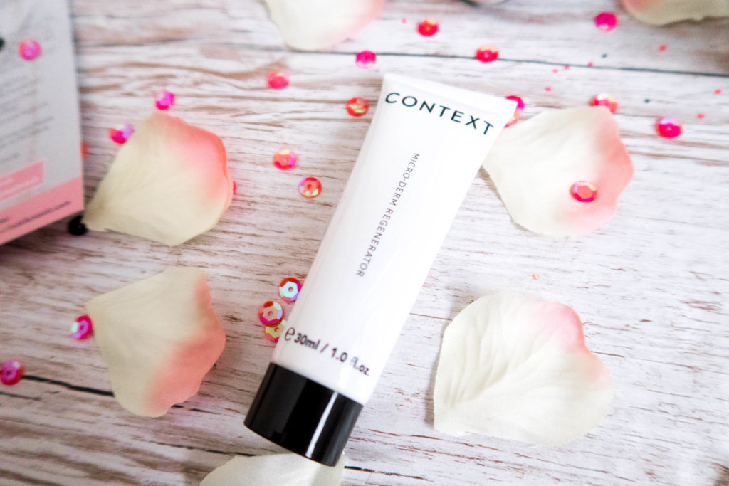 Context - Micro-Derm Regenerator from inside the November Glossybox that has already sold out!