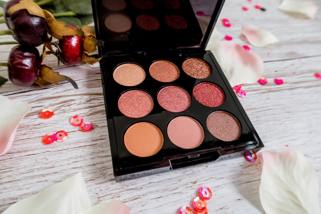 Stylondon - Eaton Eyeshadow Palette in November Glossybox