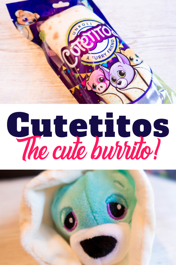 Cutetitos make for fab kids stocking filler and a low maintenance alternative to the pet wrapping pet burrito trend (think pugs in blankets)!
