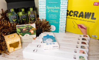 Win a Christmas Giveaway Bundle for Grown Ups - WORTH OVER £100!