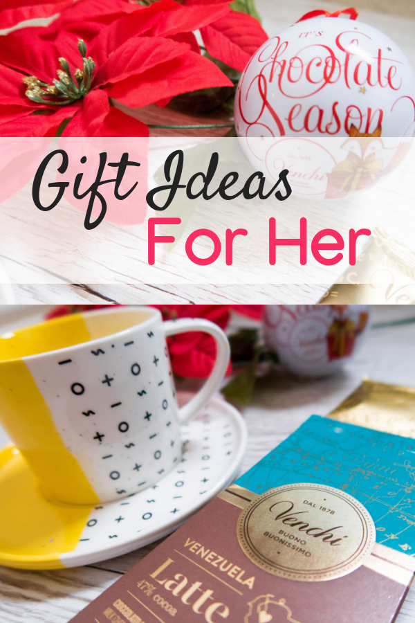 A great women's gift guide to help you decide what to buy your wife, girlfriend or any other woman in your life! #christmas #giftguide #forher