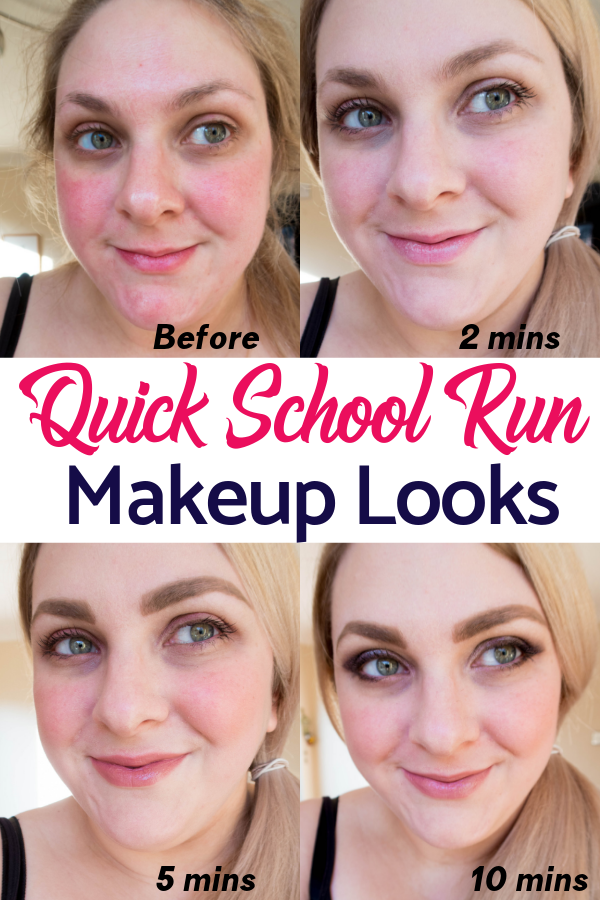Quick, glam makeup looks for however much time youve got. Everything from a natural look, to a more sultry smokey eye.