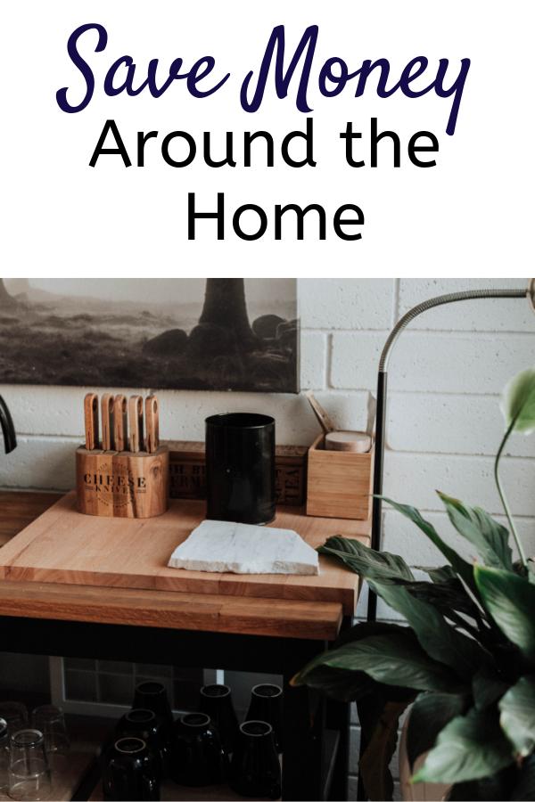 How to Save Money Around the House #kitchen #moneysaving