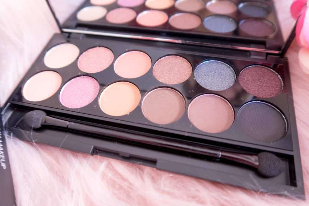 close up of the Oh So Special Palette