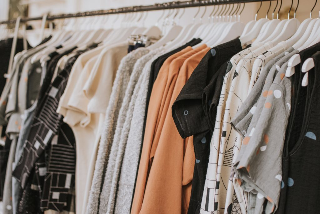 clothing rails Revamp Your Wardrobe