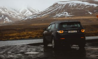 Cold Weather Driving in Scotland