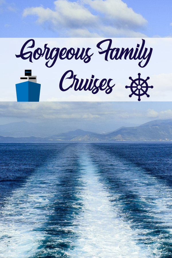Family cruises are the ultimate luxury holiday to take your kids on. My top picks are detailed in this list of gorgeous family cruises! #travel #familytravel #familyholiday