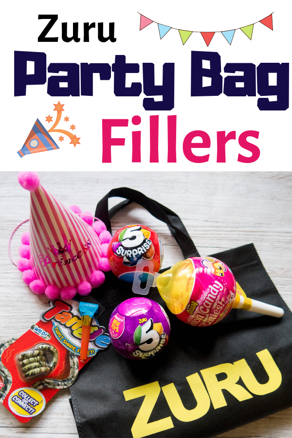 Party bag fillers for kids can be hard to decide on. Party bag fillers for girls sometimes need to be different to party bag fillers for boys depending on what the children attending the party prefer. That's why popping a 5 Surprise in the bag can be a real winning move! #partybags #kidspartybags #girlspartybags #boyspartybags #partybagfillers