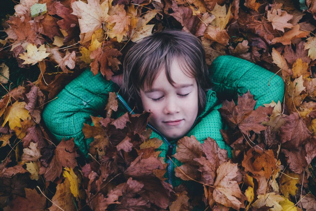 Entertain your Kids in the Garden On Cold Days