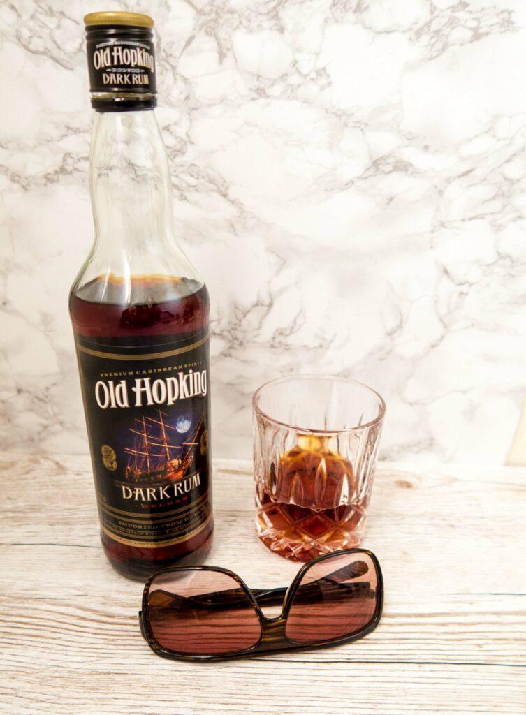 Old Hopking Dark Rum: An Aldi Rum Review