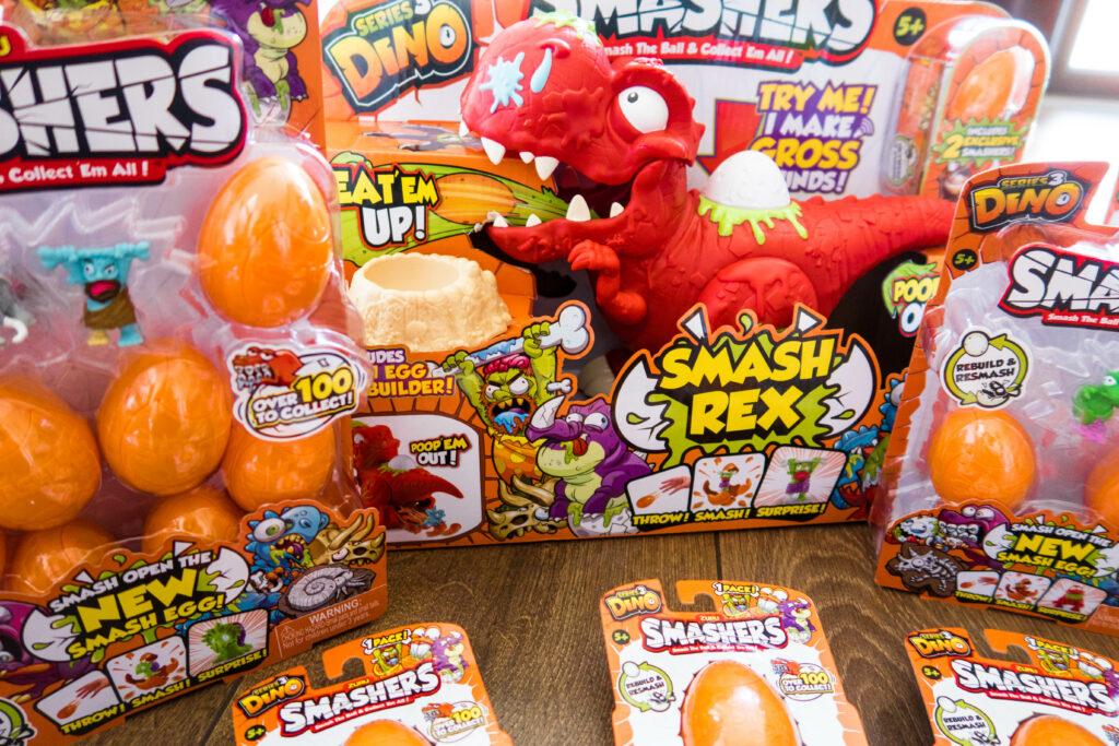 Smashers season 3 haul