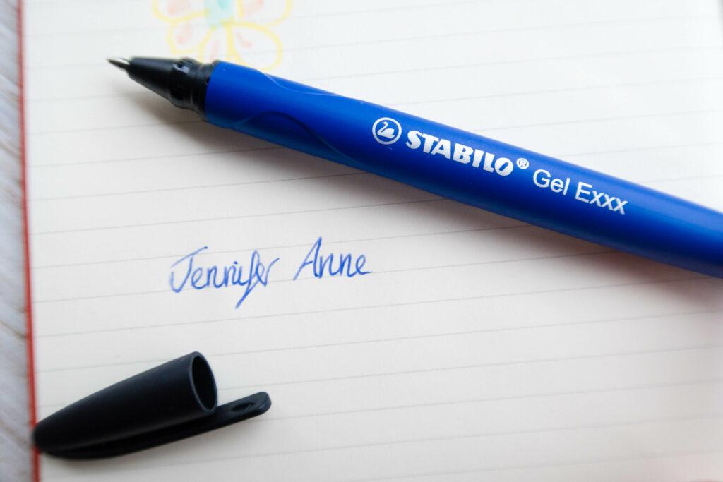 Celebrating National Stationery Week with Stabilo