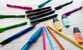 Celebrating National Stationery Week with Stabilo