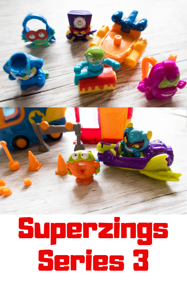 Superzings are a great gift ideas for kids who love collectables. REad the full review here. #superzings #kidscollectables #kidstoys #toyreviews