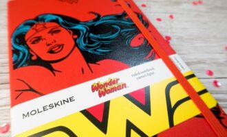 Wonder Woman Moleskine